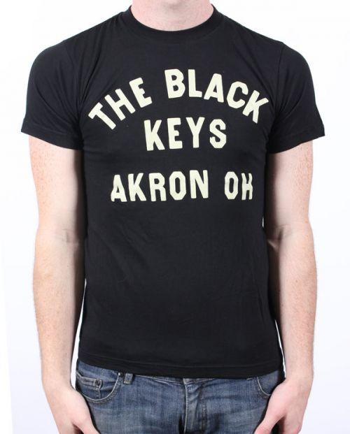Motorcycle Black Mens Tshirt by The Black Keys