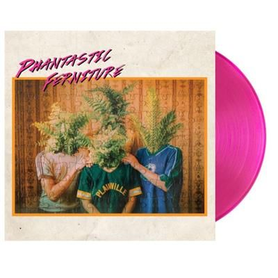 Phantastic Ferniture Limited Edition PINK LP by Phantastic Ferniture