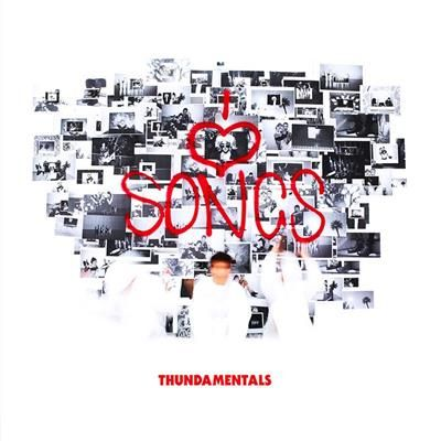 I LOVE SONGS CD by Thundamentals