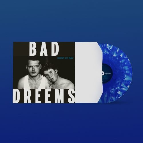 5th Birthday Bundle Pack (Dogs at Bay Blue Vinyl/Candles/Poster) by Bad Dreems