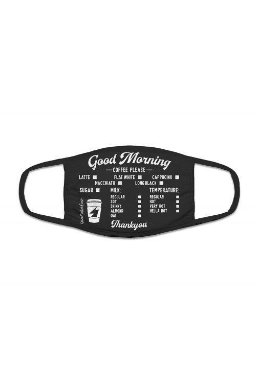 Black Coffee Mask by Grandmasker Flash