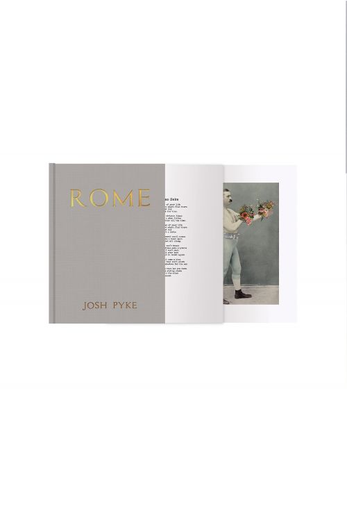 ROME -VINYL (LP) AND A5 HARDCOVER BOOK (LIMITED EDITION) by Josh Pyke