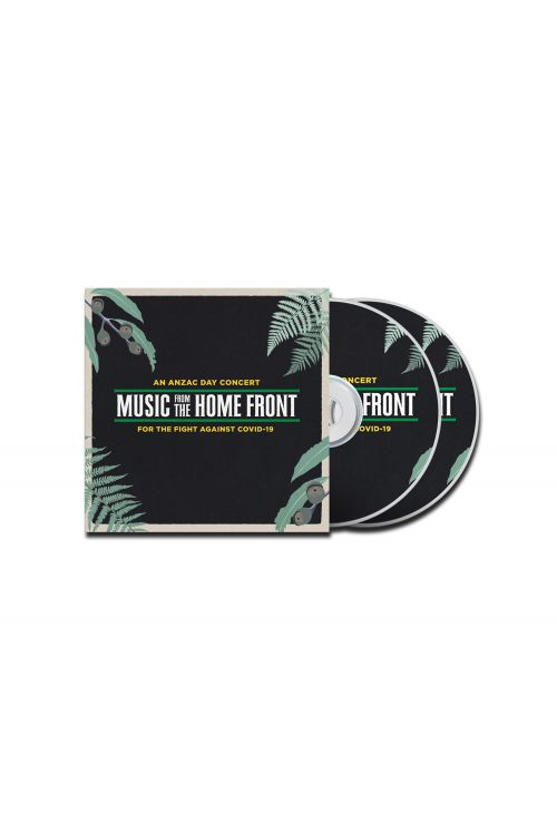Various Artists - Music From The Home Front 2CD by Music From The Homefront