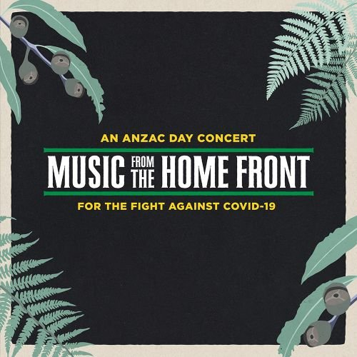 Various Artists - Music From The Home Front Digital Download by Sounds Better Together