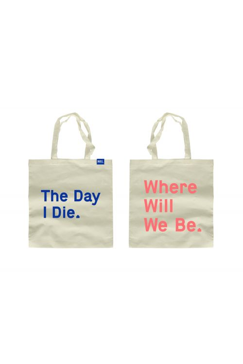 The Day I Die Tote Bag by The National