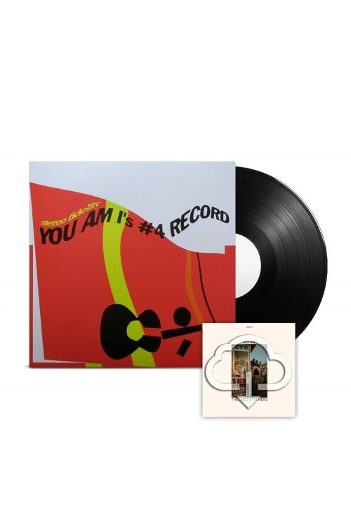 #4 Record - Vinyl w/ The Lives Of Others Digital Download by You Am I
