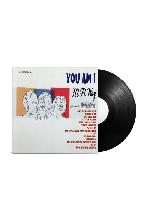 Hi Fi Way Vinyl w/ The Lives Of Others Digital Download by You Am I