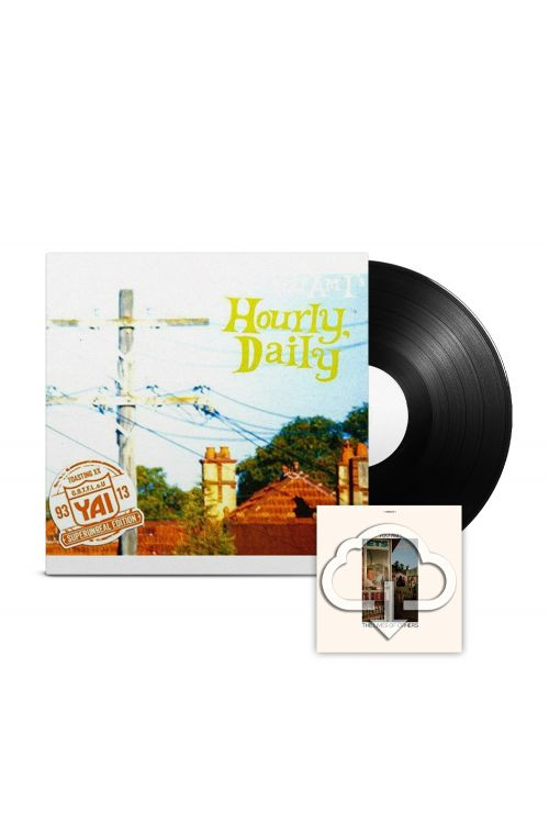 Hourly Daily Vinyl w/ The Lives Of Others Digital Download by You Am I