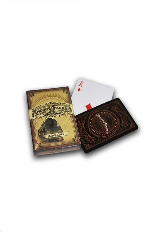 Playing Cards by Andrew Farriss
