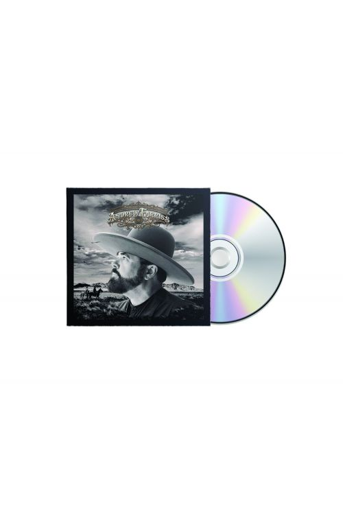 Andrew Farriss - Andrew Farriss CD by Andrew Farriss