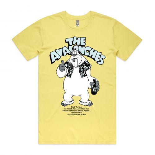 Yeti Lemon Shirt by The Avalanches