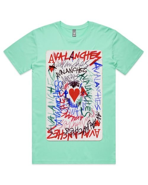 'Alison Mosshart Tshirt' by The Avalanches