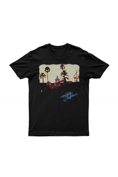 Hotel California Black Tshirt by The Eagles
