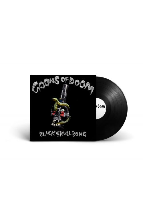Black Skull Bong LP (Vinyl) by Goons Of Doom