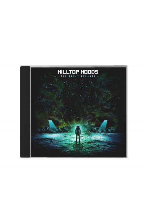 Great Expanse CD by Hilltop Hoods