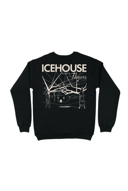 Icehouse Plays Flowers Sweater by Icehouse