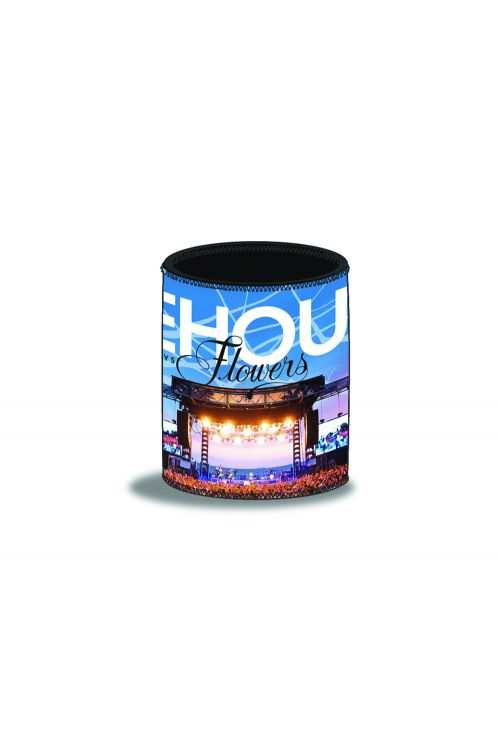 Icehouse Plays Flowers Stubby Holder by Icehouse