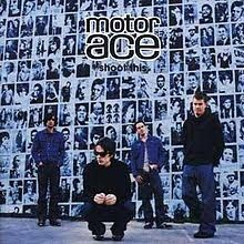 Shoot This Vinyl LP by Motor Ace