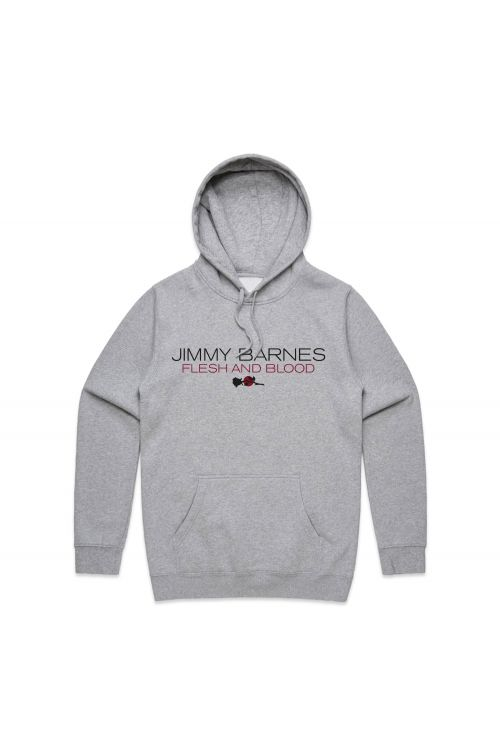 Flesh And Blood CD + Hoody by Jimmy Barnes