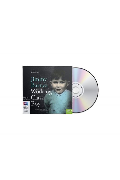 Working Class Boy Audiobook CD by Jimmy Barnes