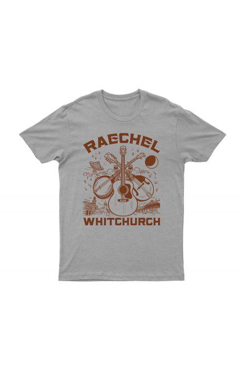 HOMETOWN GREY TSHIRT by Raechel Whitchurch
