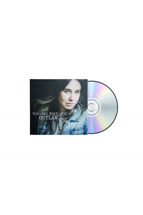 OUTLAW EP CD by Raechel Whitchurch