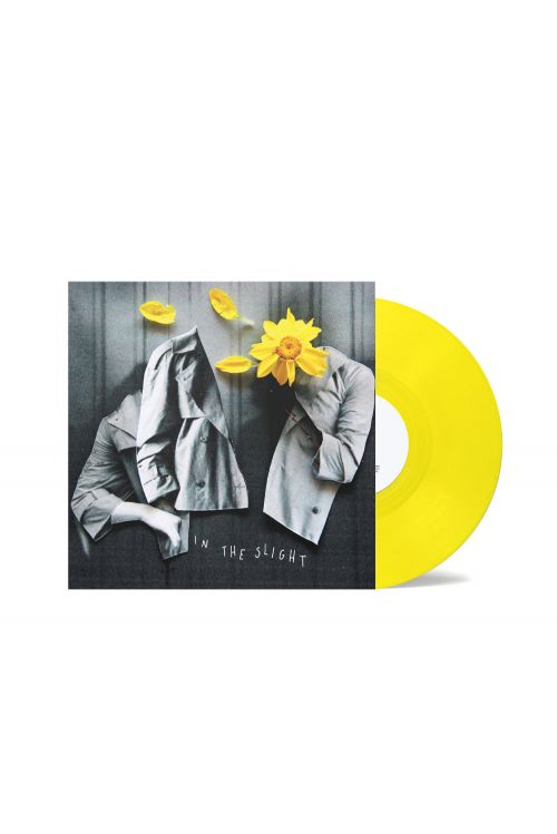"""In The Slight (EP) 10"""" Vinyl 2nd Version Solid Yellow by Spacey Jane"""