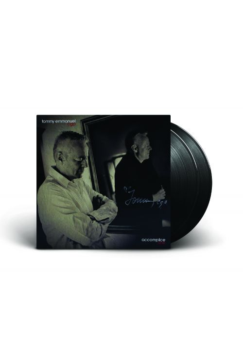 Accomplice One Double Vinyl (2018) Limited Signed by Tommy Emmanuel
