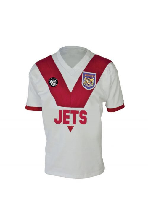All For One - 30 Year Anniversary Edition Jersey (White/Red) by The Screaming Jets