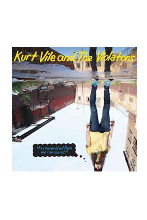 It's a big world - LP (Vinyl) by Kurt Vile