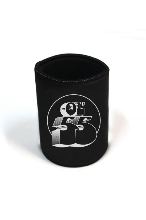 Classic Logo Black Stubby/Can Cooler by Ol' 55