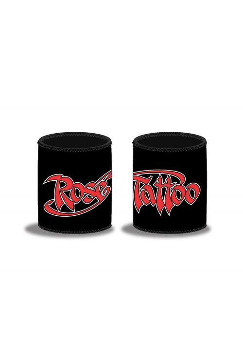 Rose Tattoo Stubby Cooler by Rose Tattoo