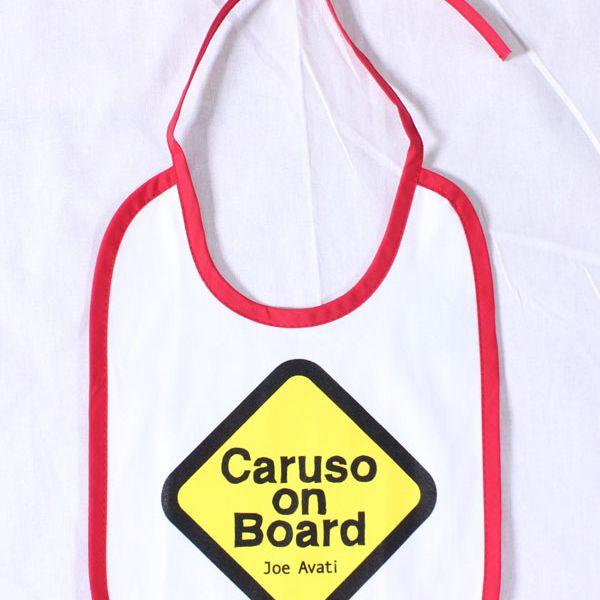 Baby Bib (Caruso on Board)