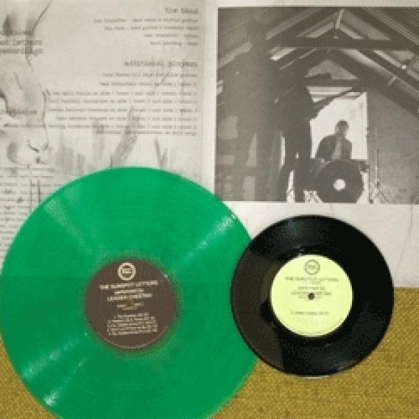 The Sunspot Letters Vinyl