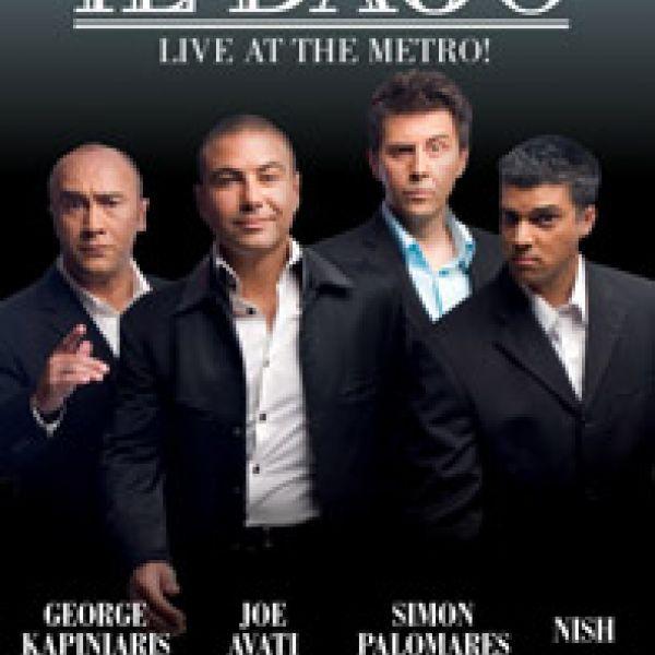 il Dago Live At The Metro DVD