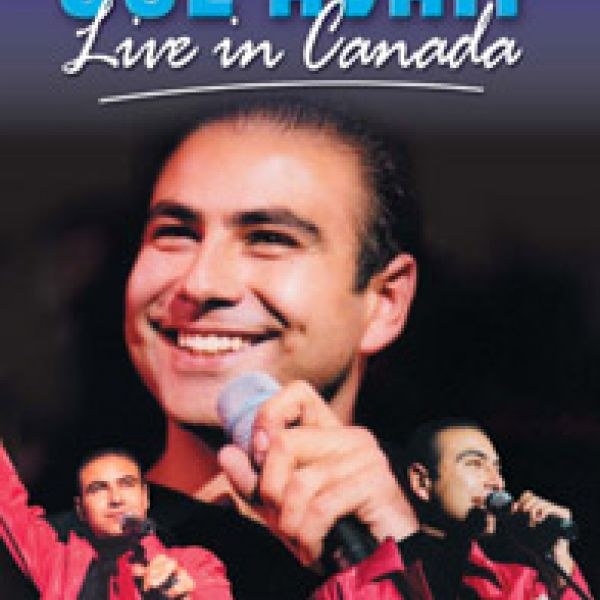 Live In Canada DVD