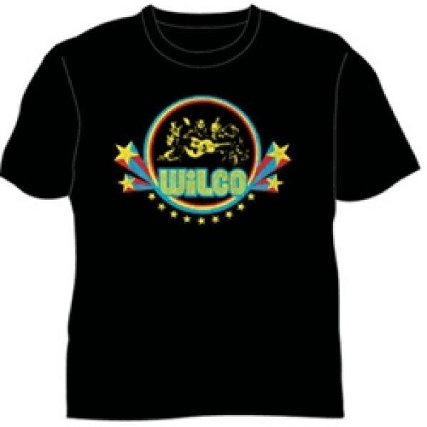 Rocker Black Tshirt