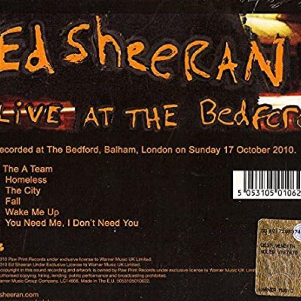Live At The Bedford LP Vinyl
