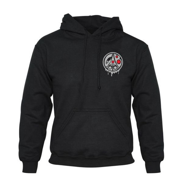Personify Black Pullover Hood