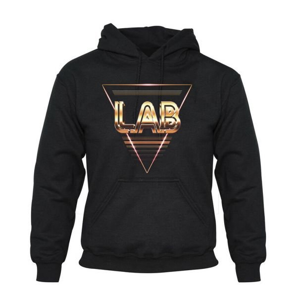 Triangle Tour Pullover Hood