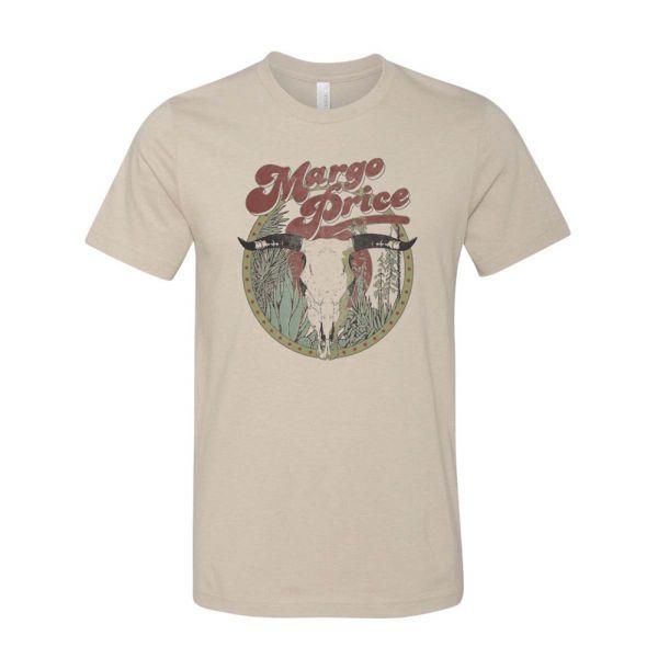Desert Skull Sand Tshirt