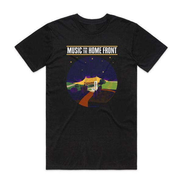 Event 2021 Unisex Black Tshirt