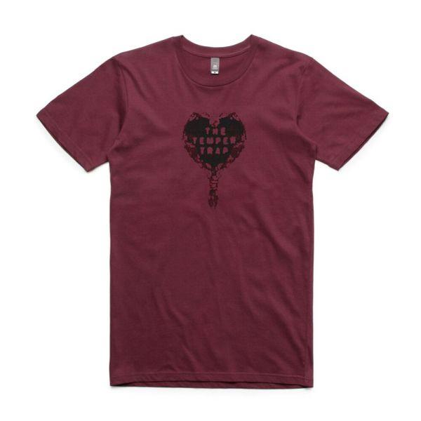 Red Heart Logo Tshirt
