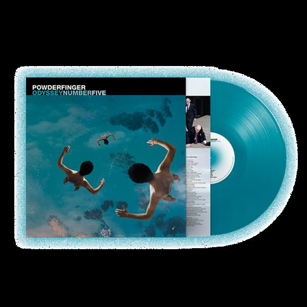 Odyssey Number Five Deluxe 2LP Colored Vinyl