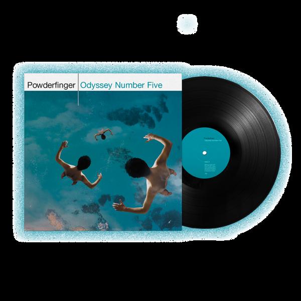 Odyssey Number Five Standard Vinyl