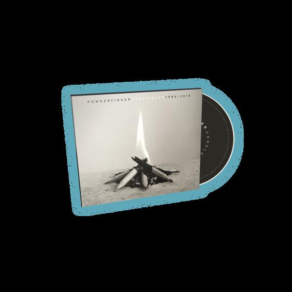 Unreleased 1998-2010 CD