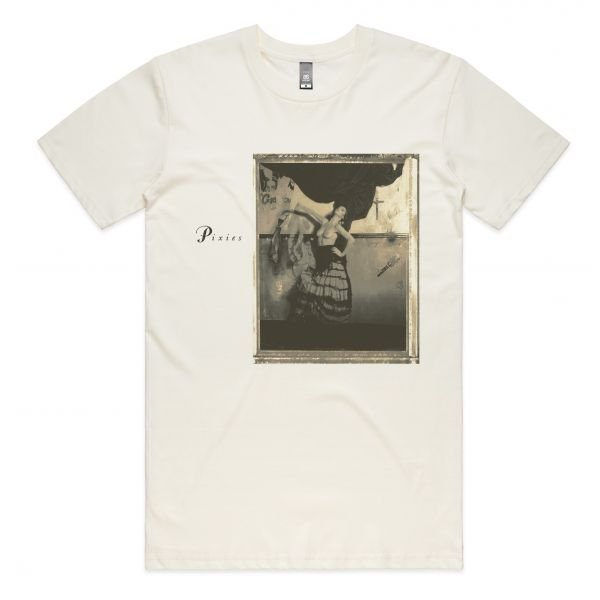 Album Art Unisex Natural Tshirt