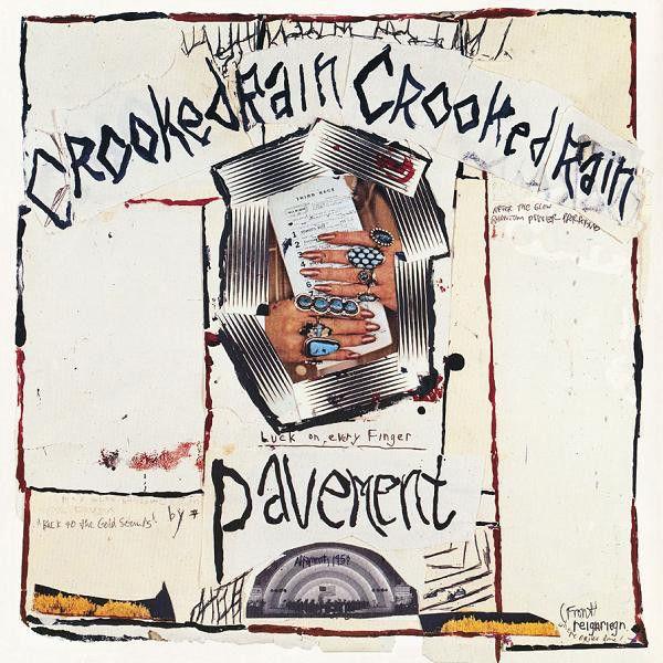CROOKED RAIN (LP) VINYL