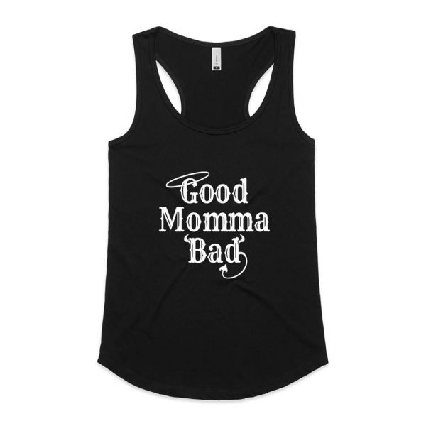 Good Momma Bad Black Ladies Tank