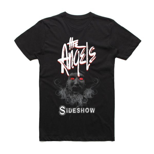 Sideshow Black Tshirt w/dateback